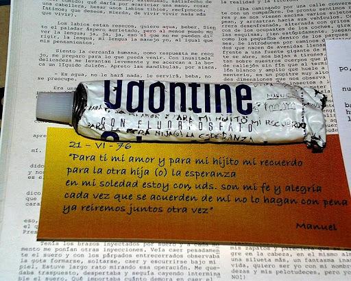 Carta a Manuel Guerrero con copia al asesino de supadre