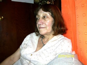 Margarita Duran Gajardo .Compañera de Luis Orellana. Su Testimonio 06.12.2011