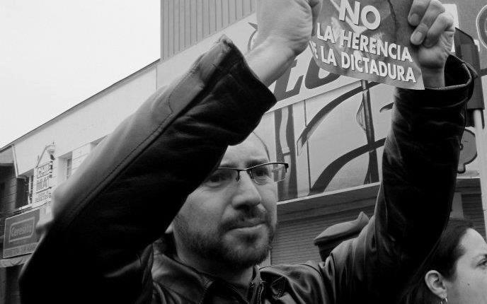 """Manuel Guerrero.""""no tuve oportunidad de conocer aTrotski"""""""