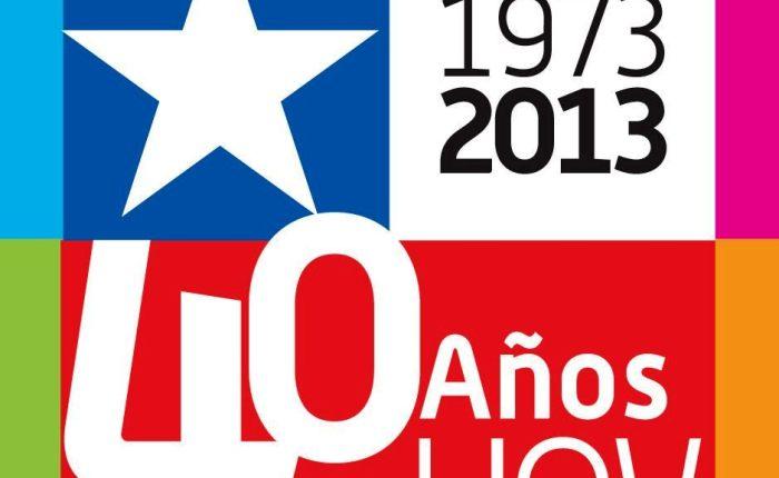 El pasado está presente. Historia y memoria en el Chilecontemporáneo.