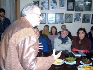 Luis Vitale 2009