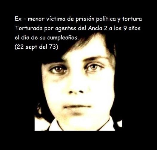 """""""Hay que dar vuelta la página"""". Patricia Pienovi A.  Ex Menor"""