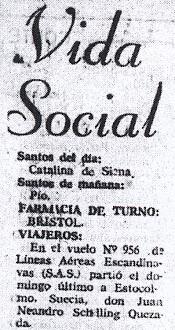 La Mañana 29 de abril de 1975