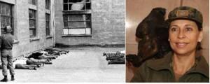 Las primeras acusaciones en su contra de parte de los ex marinos constitucionalistas, lejos de olvidarse con el sopor del estío, se reforzaron con los datos directos de víctimas, que acusan a su padre, ex oficial de Ejército, de torturas y otras vejámenes en 1973.