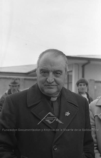 El obispo Camus y el atentado aPinochet