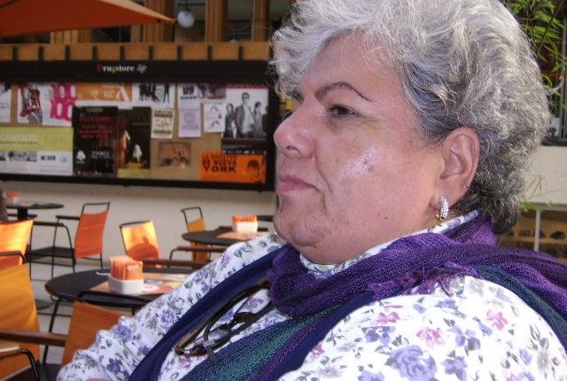 Veronica De Negri una madre , una luchapermanente.