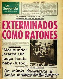 Para Martín Elgueta Pinto. Uno de los 119 deNosotros.