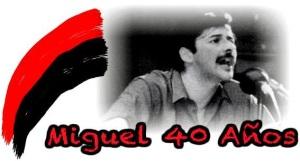 LOGO Miguel 40 años