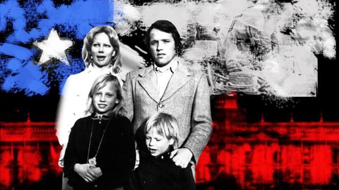 Diplomacia Secreta. Memoria de un niño finlandes enChile.