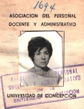 Frente de Mujeres Revolucionarias. Marta Zabaleta, argentina militante del MIR chileno y feministalatinoamericana