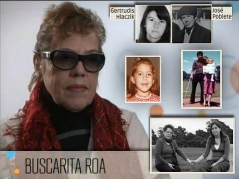 La increíble historia de Buscarita Roa, Abuela de Plaza de Mayochilena.