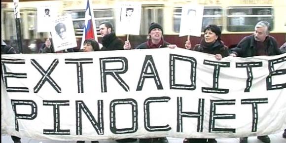 El caso Pinochet. Recomposiciones y apropiaciones de la memoria . FannyJedlicki.