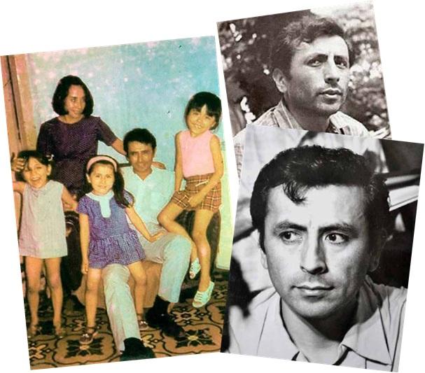 Marcela Eva Santucho escribe la historia y la memoria de supadre