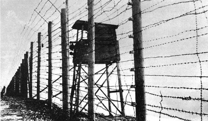 Resultado de imagen para campo de prisioneros de chacabuco