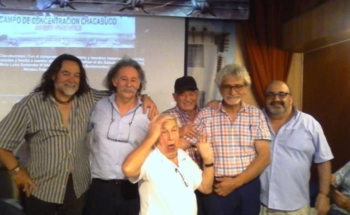 Memorias de  PRIGUE de Chacabuco. Épica de los Campos deConcentración.
