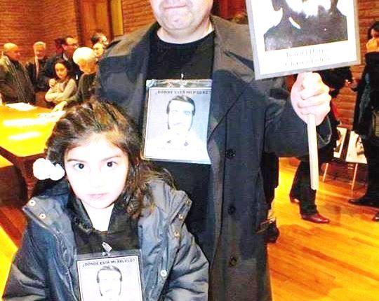 Mi padre IsmaelChávez.