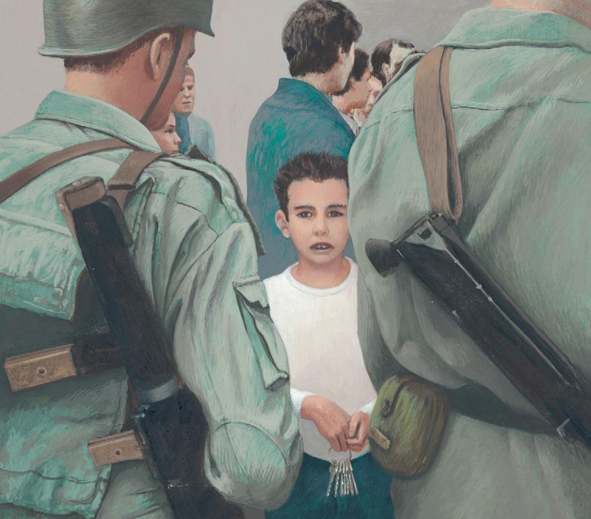 Terrorismo de Estado y libros para niños