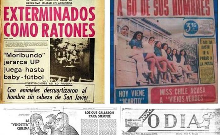 Salir del gueto.A 46 años del montaje: Las 19 mujeres víctimas de la OperaciónColombo