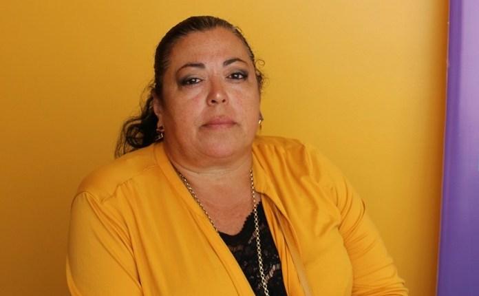 Marìa Espinoza:Mi papá asesinado   era marinero debahía.