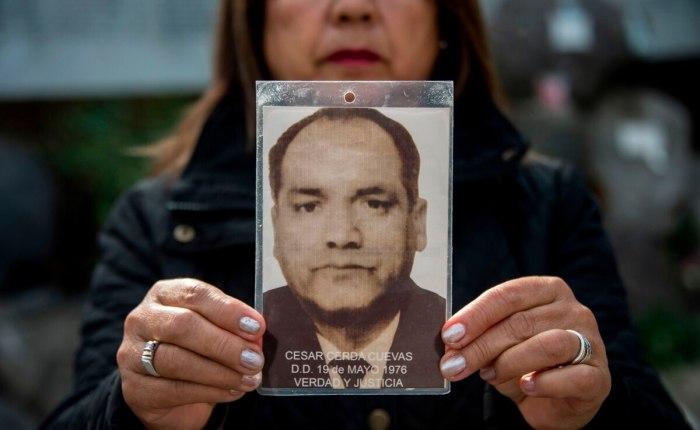 ¿Dónde están? La búsqueda de los desaparecidos de Pinochet seagota