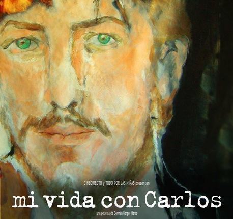 """""""Mi vida con Carlos"""".la búsqueda personal, por parte del hijo, de la memoria de su padreasesinado"""