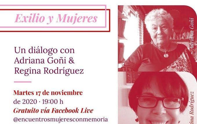 """Exilio y mujeres.Tercer encuentro del ciclo """"Mujeres con Memoria"""": Mujeres yExilio"""